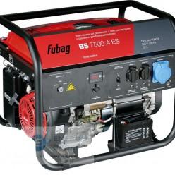 Бензогенератор Fubag BS 7500 A ES с АВР