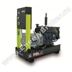 Дизельный генератор Pramac GSL65D