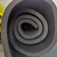 Шумоизоляция каучук верх
