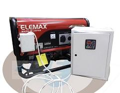 Бензиновые генераторы 6-10 кВт с автозапуском