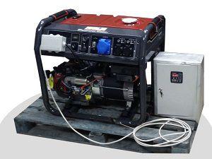 Бензогенератор на 5 кВт