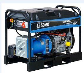 Дизельный электрогенератор SDMO