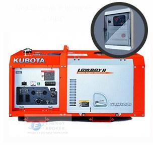 Каталог дизельных агрегатов уличного исполнения