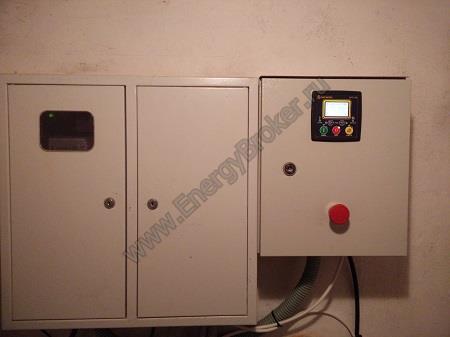 Для блока АВР использован контроллер DKG-109