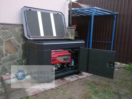 Автоматизация генератора Honda в Бредово фото 4