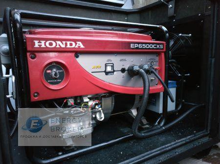 Автоматизация генератора Honda в Бредово фото 2