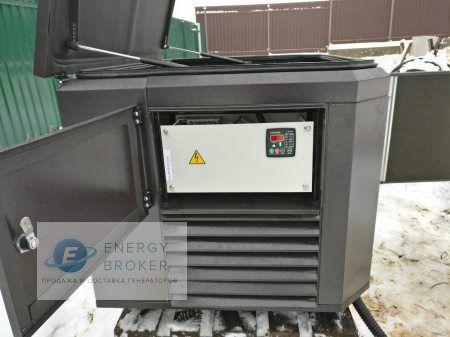 Монтаж Элемакс SH7600 в качестве энергомодуля 4