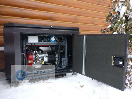 Фото 4 установки Briggs Elite 8500 EA в Маренкино 3