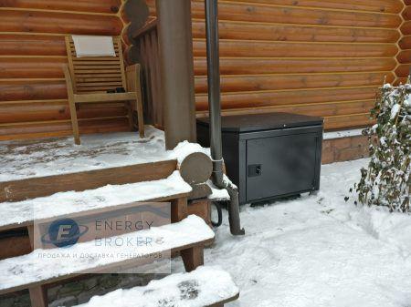 Фото 3 установки Briggs Elite 8500 EA в Маренкино 3