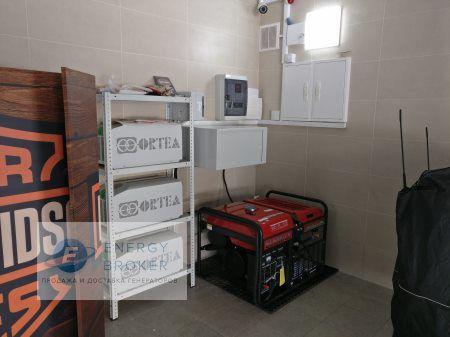 Замена электроагрегата 7600 на 11000 фото 3