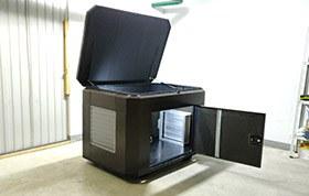 Фото ящика для электростанции