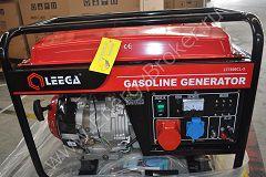 Leega бензиновые электростанции