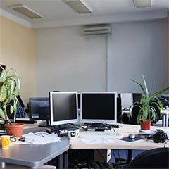 Офис находится на МКАД